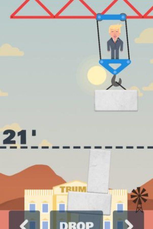 Los bloques son horizontales y verticales Foto:The Blu Market