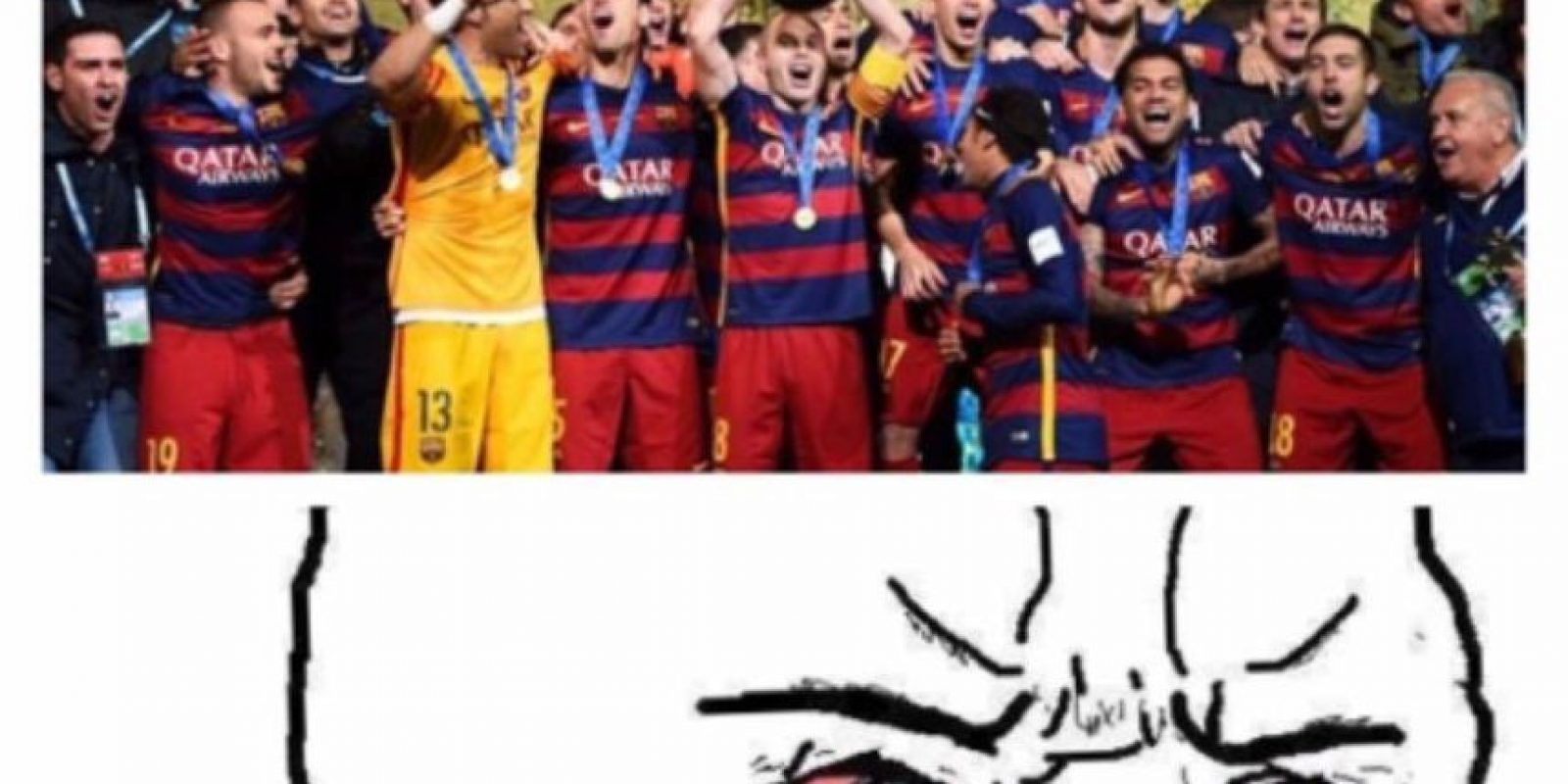 Foto:Fútbol Bullying