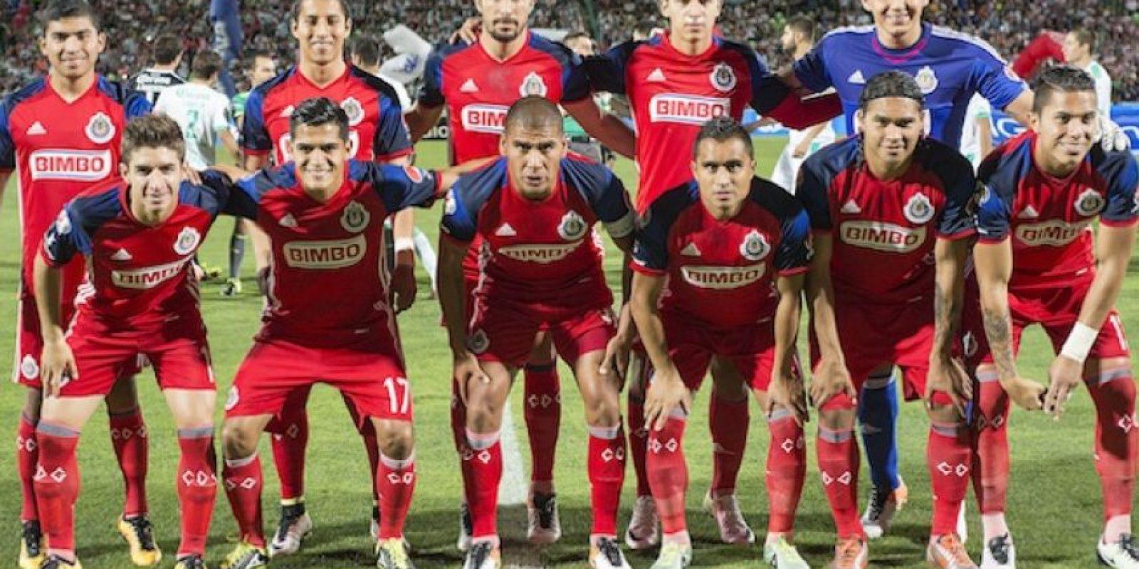 """El """"Rebaño Sagrado"""" está invicto en los partidos que enfrenta con el uniforme alternativo. Foto:Mexsport"""
