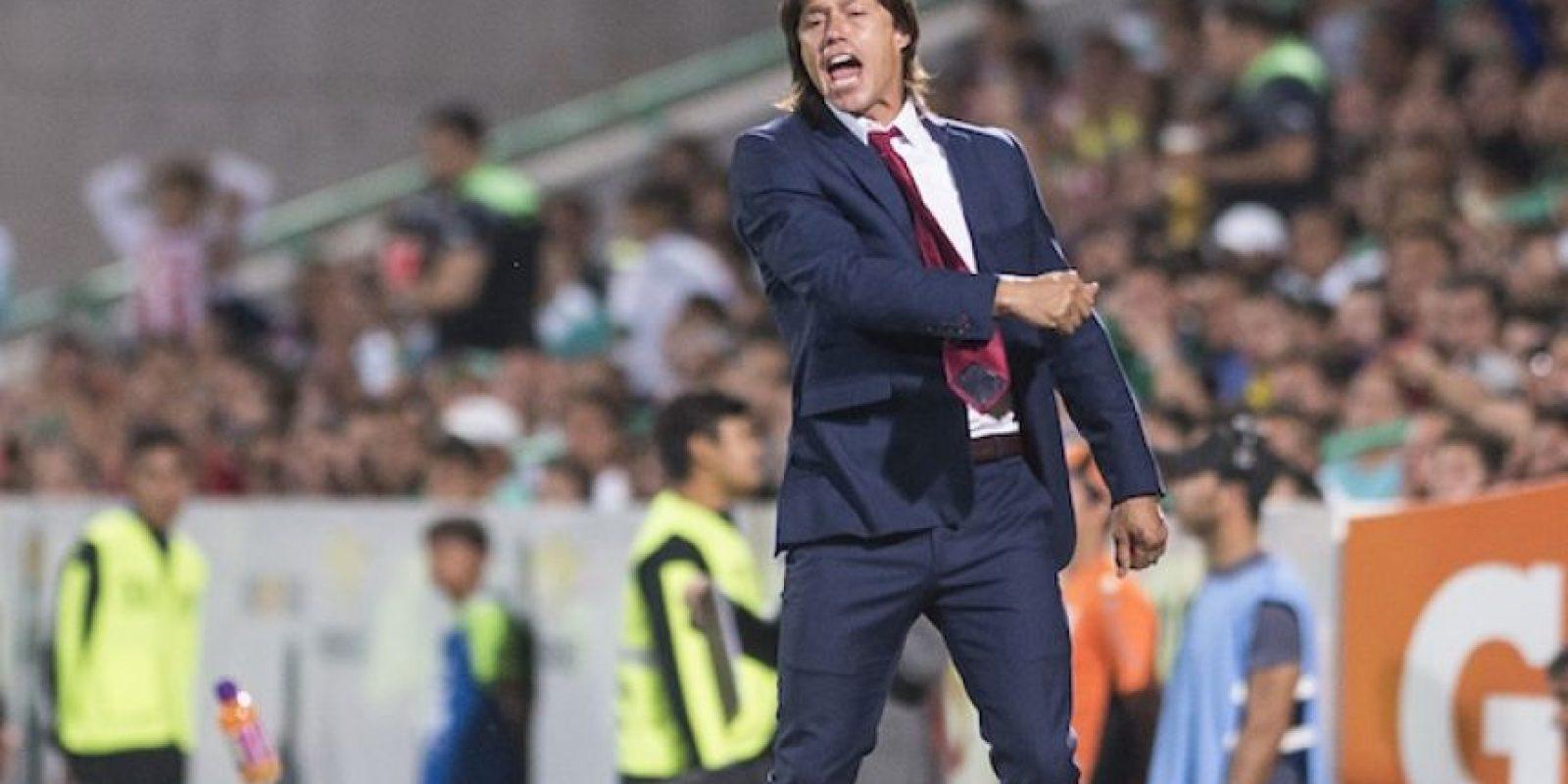 """El técnico de Chivas no podrá dirigir a su """"Rebaño"""" en la vuelta de cuartos de final. Foto:Mexsport"""