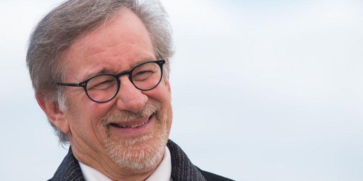 Steven Spielberg estrena en Cannes su película de gigantes