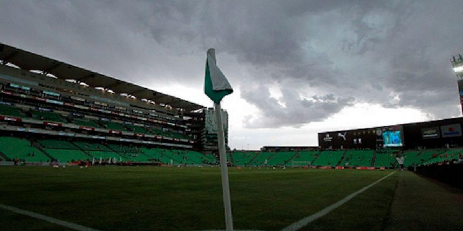 El TSM presenció una de las riñas más violentas en los últimos torneos mexicanos. Foto:Getty Images