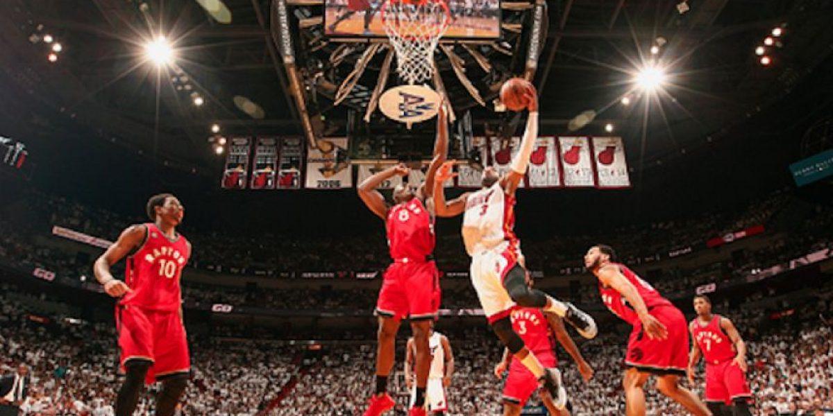El Heat gana y forza un séptimo juego ante Raptors