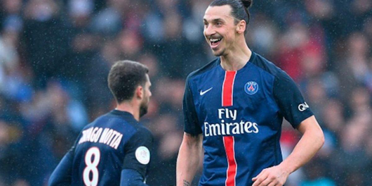Giovani dos Santos podría ser compañero de Zlatan Ibrahimovic