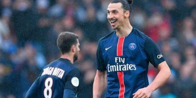 Zlatan saldrá del PSG este verano. Foto:Getty Images