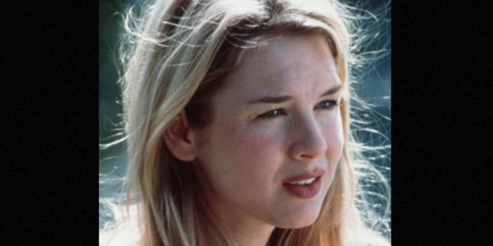 Tiene cierta similitud con Renee Zellwegger en sus comienzos. Foto:Getty Images