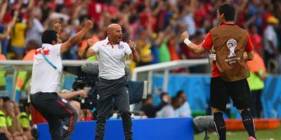 Jorge Sampaoli se acerca al Espanyol de Barcelona Foto:Getty Images