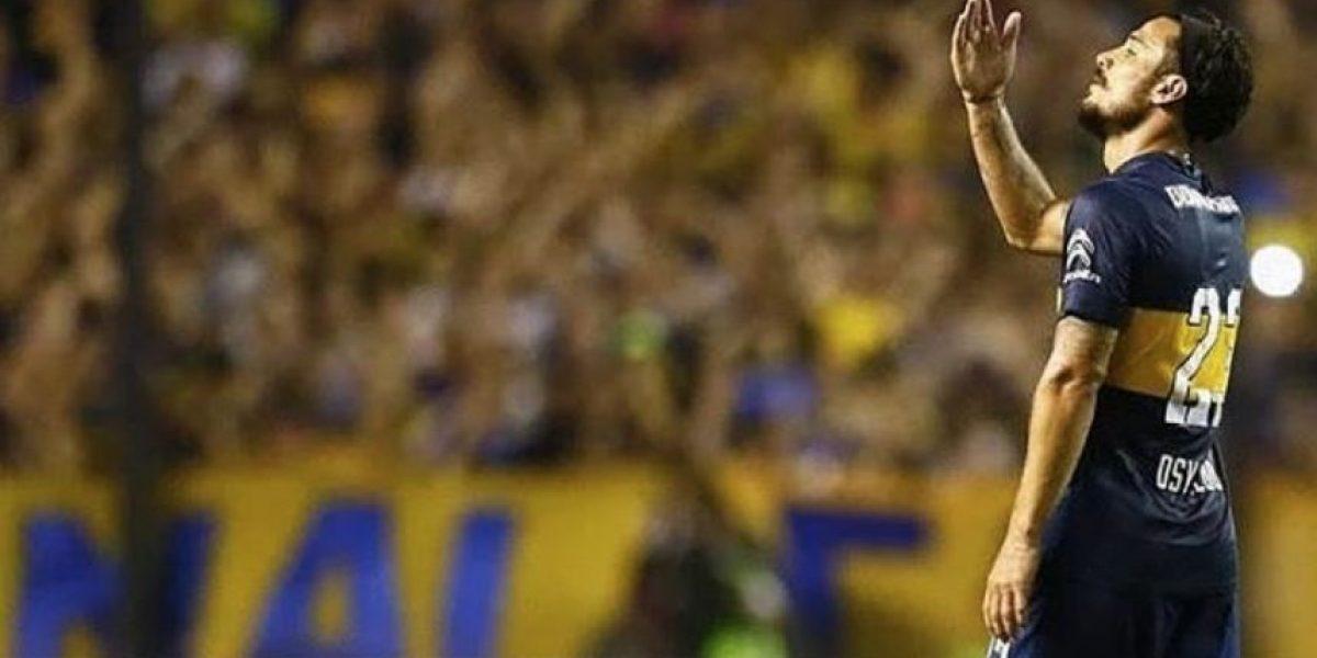 Boca Juniors despide a Daniel Osvaldo por su vicio con el cigarro