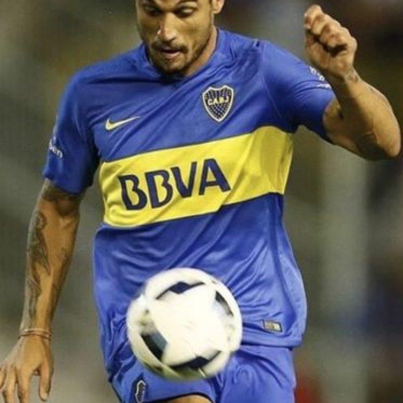 El club decidió rescindir el contrato del delantero, luego de que Barros Schelotto lo enocntrara fumando en el vestidor Foto:Vía instagram.com/danystone25