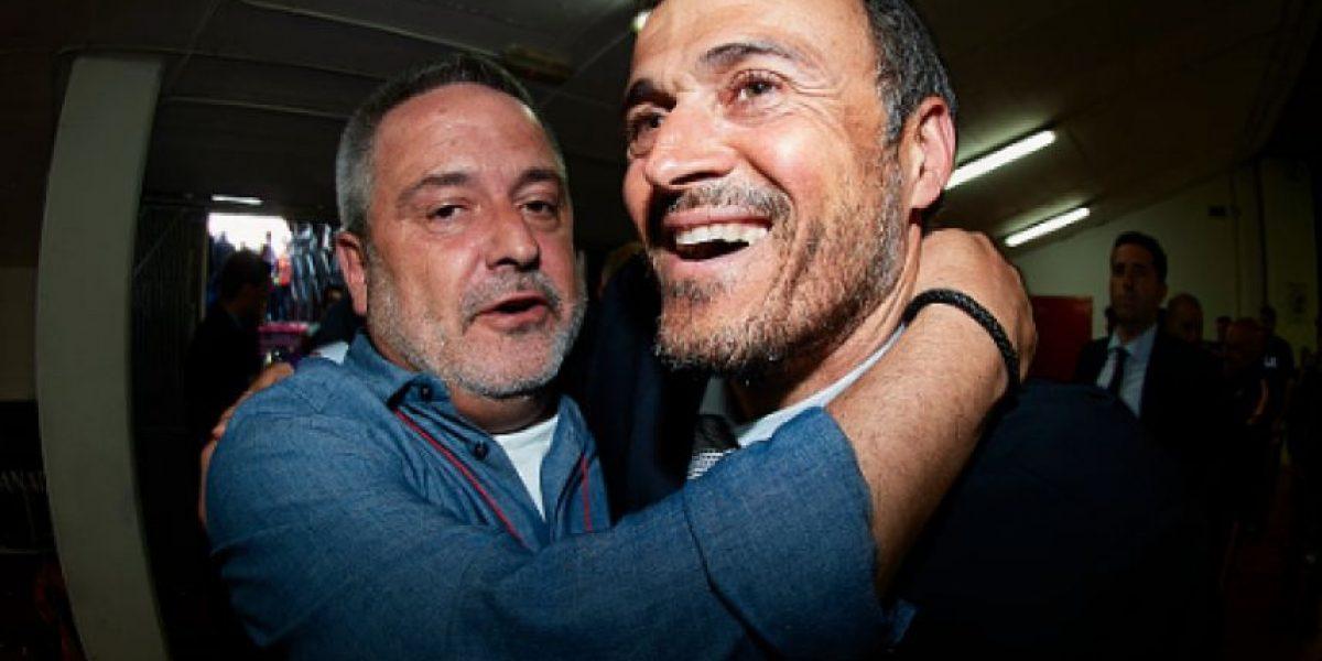 Luis Enrique afirma que valió la pena el sufrimiento del Barcelona
