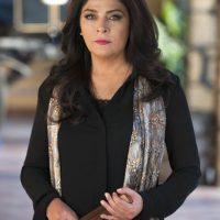 """Victoria Ruffo interpeta a """"Inés Huerta"""" Foto:Televisa"""