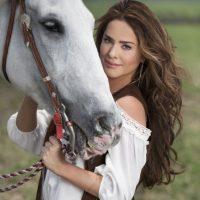 """Danna García interpreta a """"Diana Santos"""" Foto:Televisa"""