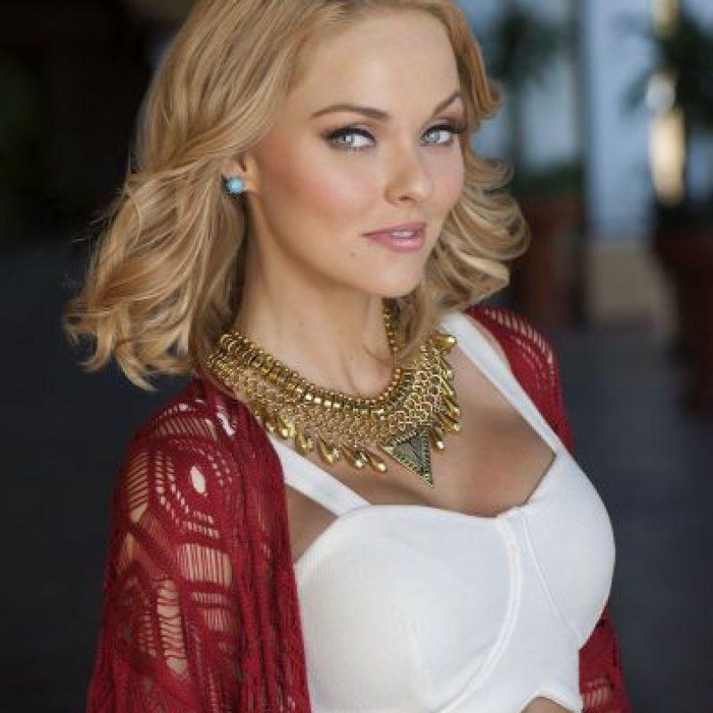 """Mariluz Bermúdez intepreta a """"Constanza Santos"""" Foto:Televisa"""