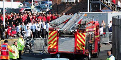 La policía local informó sobre la acción de seguridad. Foto:Getty Images