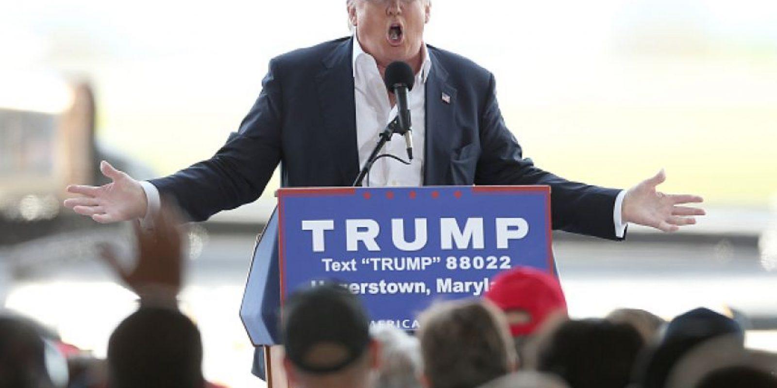 Una vez más surge una voz alertando del peligro que representaría la presidencia de Donald Trump. y en esta ocasión, el llamado viene desde un instituto de investigación política. Foto:Getty Images