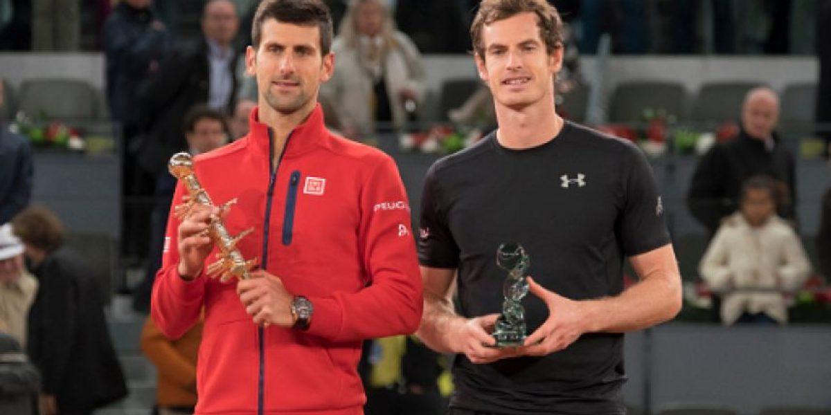 Djokovic sufrió, pero disputará la final de Roma ante Andy Murray