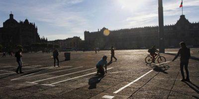 ¿Adiós a glorieta vehicular? hacerla peatonal daría mayor afluencia a personas. Foto:Cuartoscuro