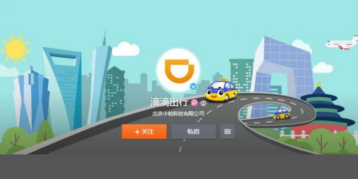 Apple invierte en rival chino de Uber