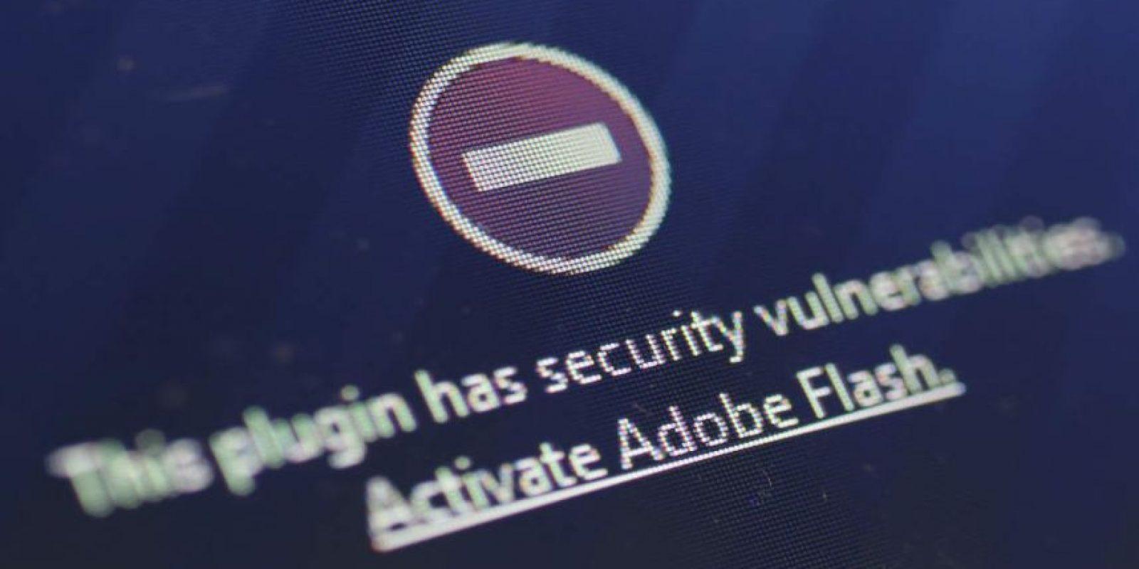 En primer lugar, Jobs dijo que los usuarios de sus productos no se perdían de tanto al no poder usar Flash. Foto:Getty Images