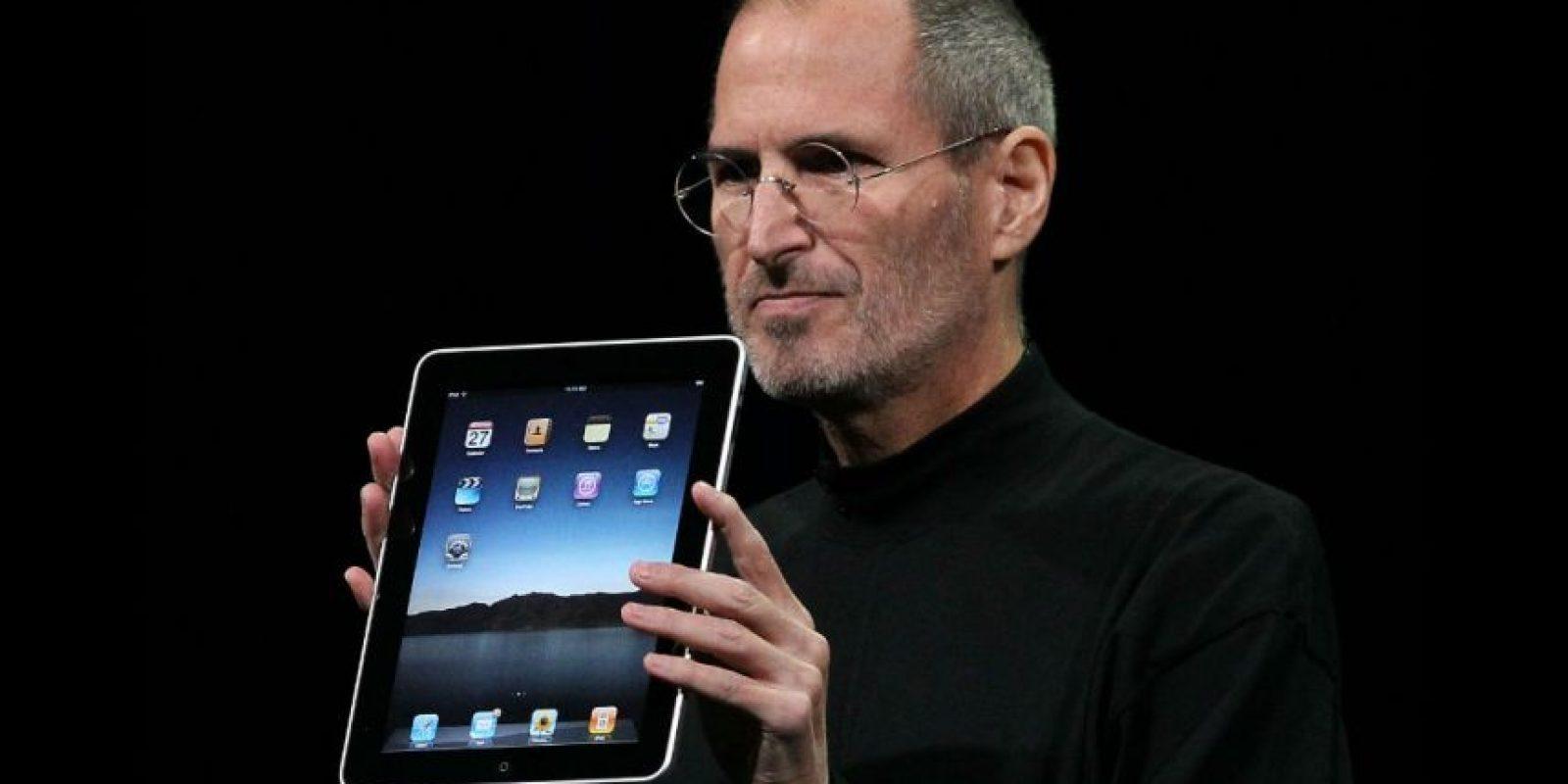 En 2010, Seteve Jobs aclaró los motivos que tenía para rechazar Adobe Flash. Foto:Getty Images