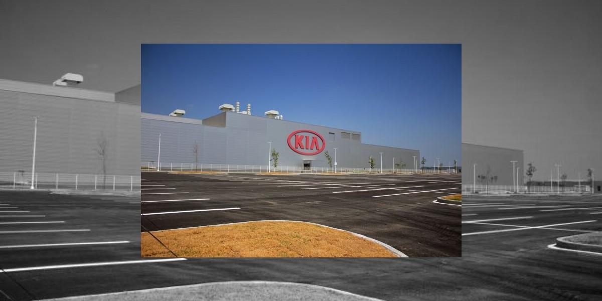 KIA Motors inicia producción  en planta de Nuevo León
