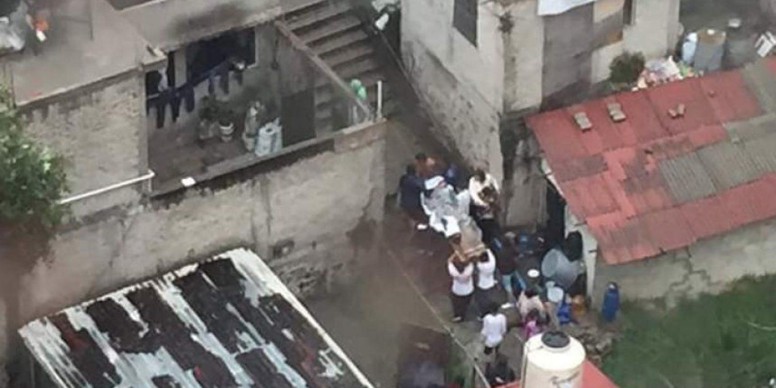 Foto:Operaciones Especiales México