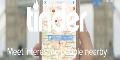 Tinder es una aplicación para conocer personas. Foto:Tinder