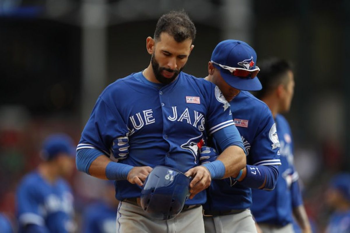 VIDEO: ¡Se armaron los trancazos entre Rangers y Azulejos! Foto:Getty Images