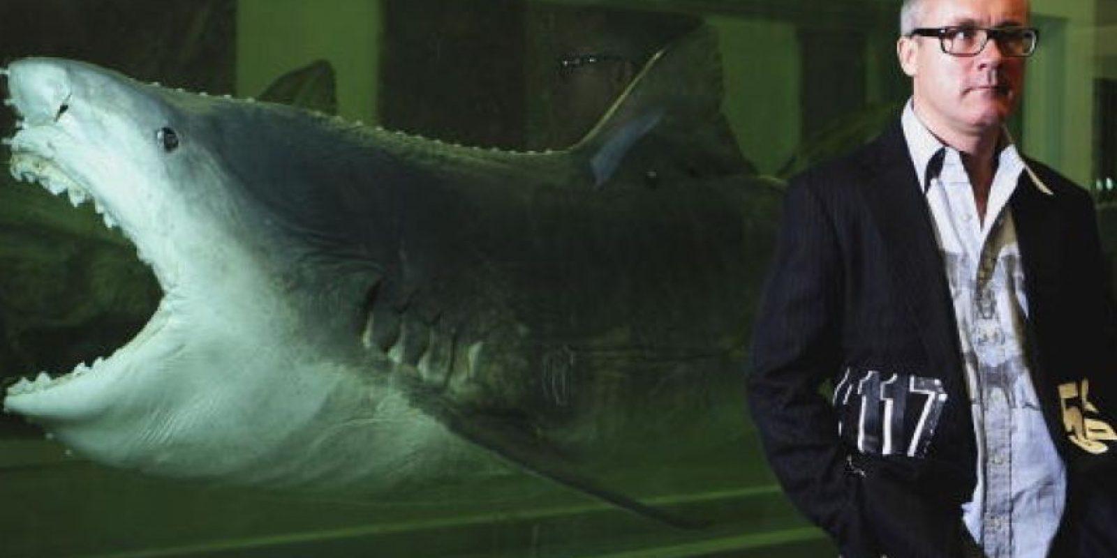 El tiburón tigre come prácticamente cualquier cosa que encuentre, incluyendo basura humana. Foto:Getty Images