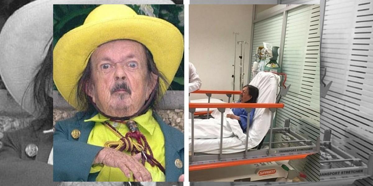 Muere el comediante Margarito tras ser hospitalizado en Puebla