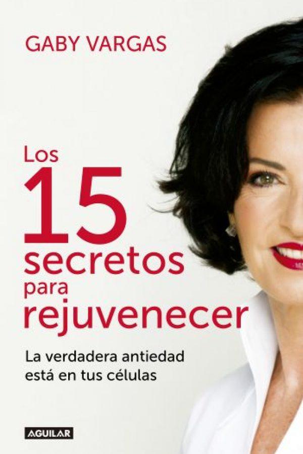 El libro fue publicado bajo el sello editorial Aguilar. Foto:Especial