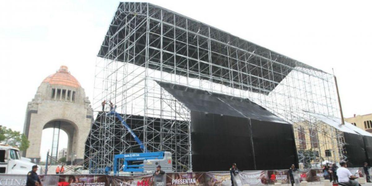 La Capilla Sixtina tendrá réplica en el Monumento a la Revolución