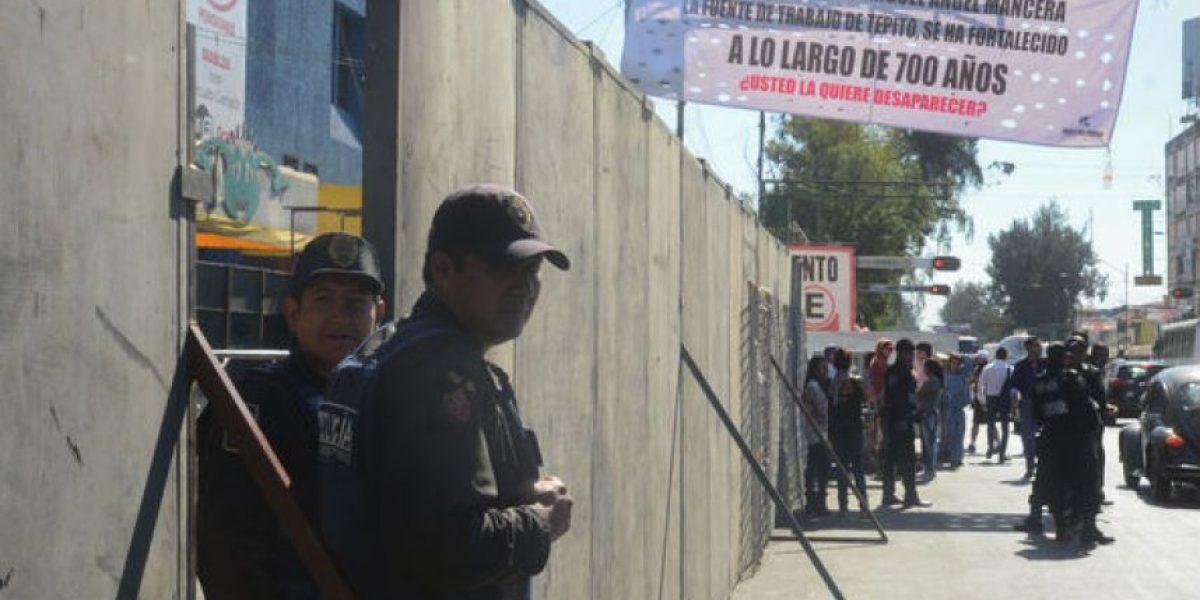 Renovarán banquetas y carriles en Eje 1 Norte, de Reforma a Taller