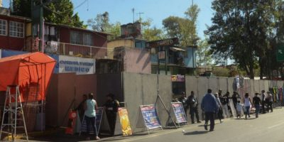 Una vez terminado se reordenará a los dos mil 295 informales que laboran en esta zona Foto:Cuartoscuro