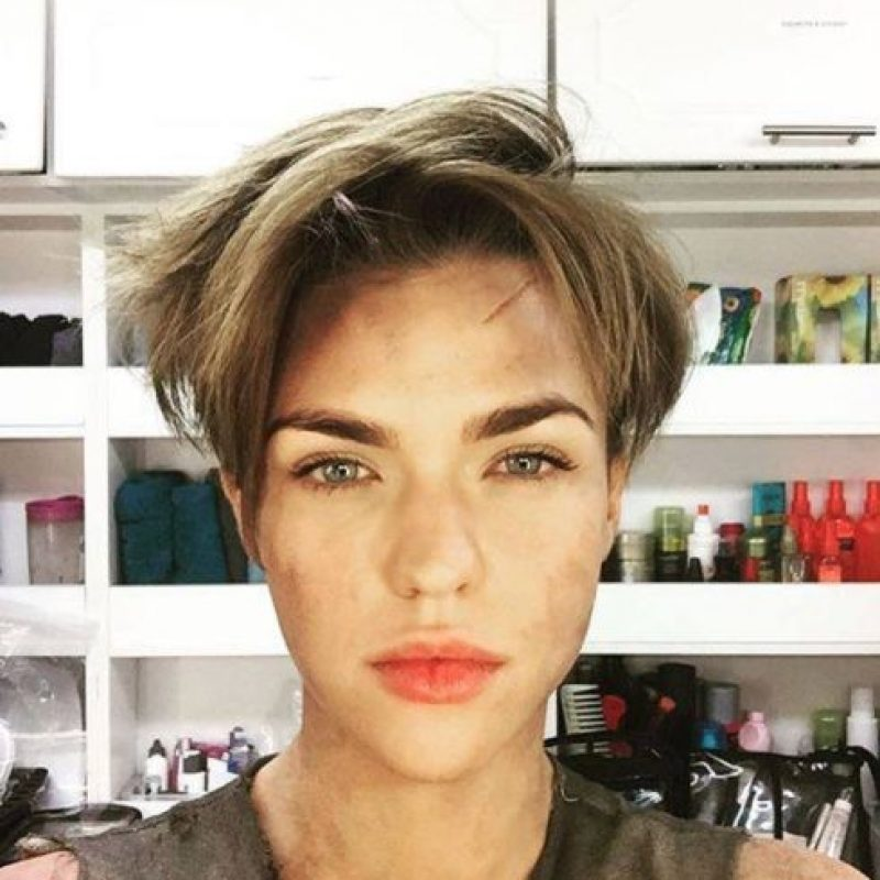 """Levanta suspiros, tanto femeninos como masculinos, al aparecer en """"Orange is the New Black"""". Foto:vía Instagram/rubyrose"""