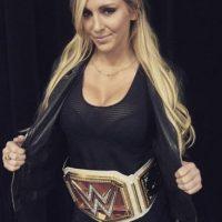 Pero antes, Del Rio tuvo un breve amorío con Charlotte Foto:WWE