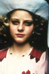 """Jodie Foster interpretó a una prostituta a los 13 años en """"Taxi Driver"""". Foto:vía Getty Images"""