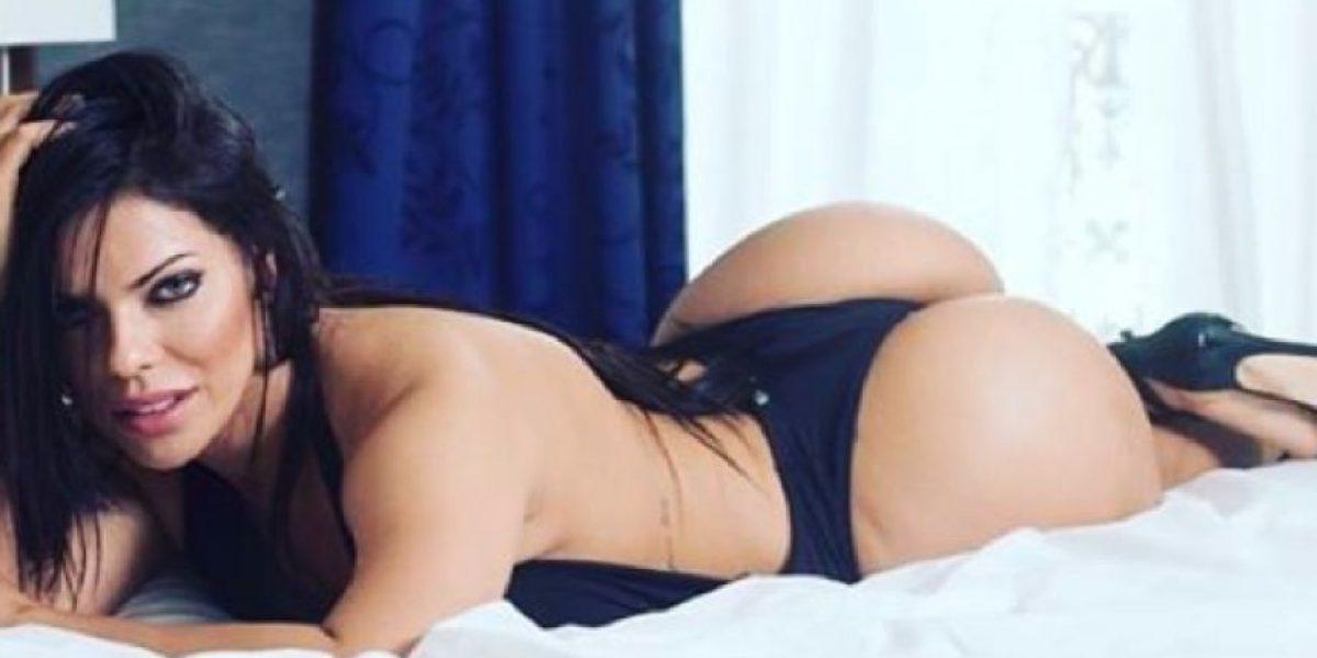 FOTOS: Miss Bumbum cumple su promesa y se desnuda por el Barça