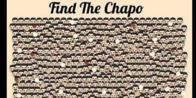 "Busquen al ""Chapo"" Foto:Twitter"