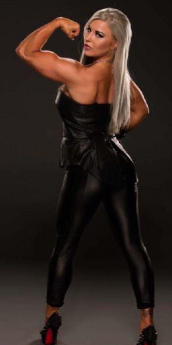 Dana Brooke, la última diva de WWE Foto:Vía instagram.com/ashasebera_danabrooke