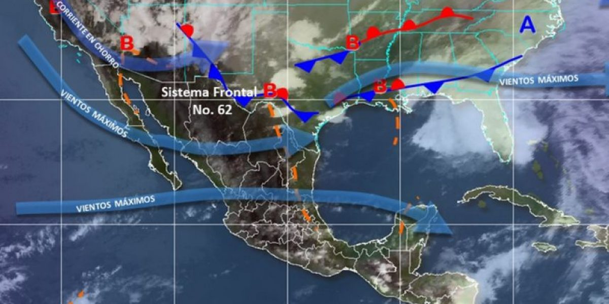 Pronostican formación de tornados en Coahuila, NL y Tamaulipas