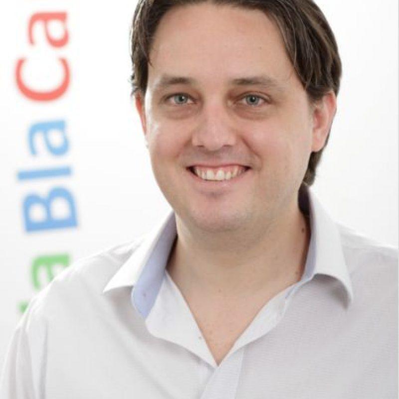 Alberto Padilla, Country Manager de BlaBlaCar México. Foto:Especial