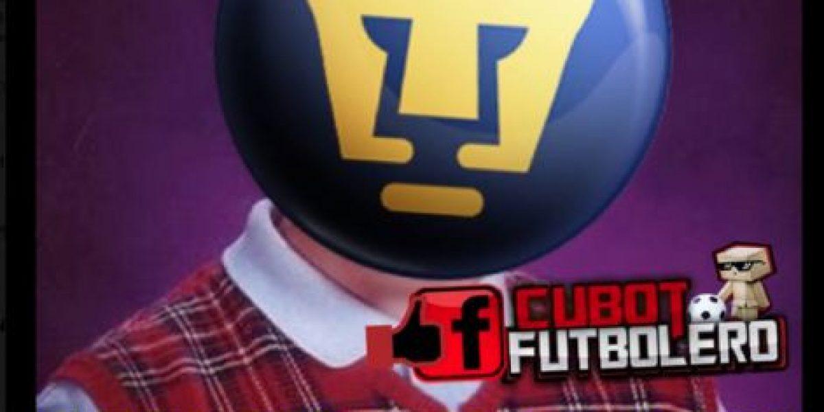 FOTOS: Los mejores memes de Pumas e Independiente en Libertadores