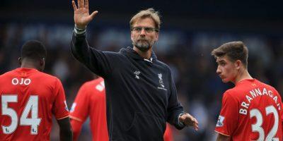 Jürgen Klopp busca su primera corona internacional Foto:Getty Images