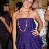 Karla Souza en 2009. Foto:Quien.com