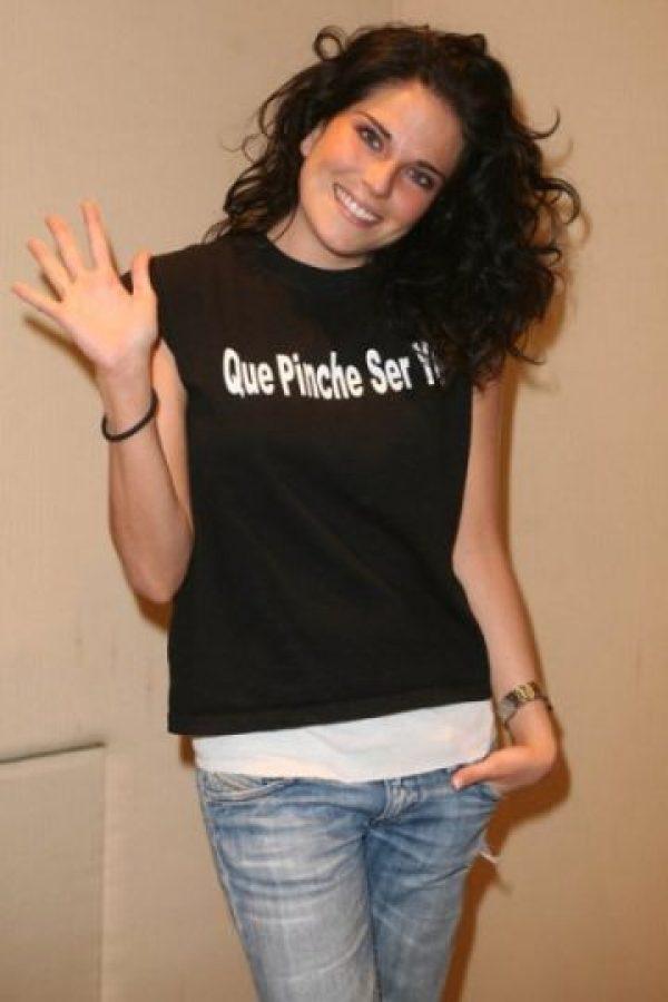 """Karla Souza a un día del estreno de """"Verano de amor"""". Foto:Quien.com"""