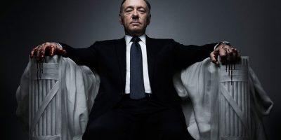 House of cards fue la serie que comenzó el éxito de Netflix como el gigante de la televisión por Internet. Foto:Especial