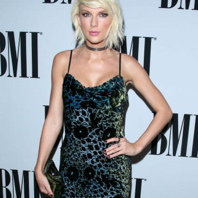Hoy es una de las celebridades mejor pagadas y una reina del pop. Foto:Getty Images