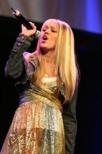 Miley Cyrus saltó a la fama internacional con su serie Hannah Montana. Foto:Getty Images
