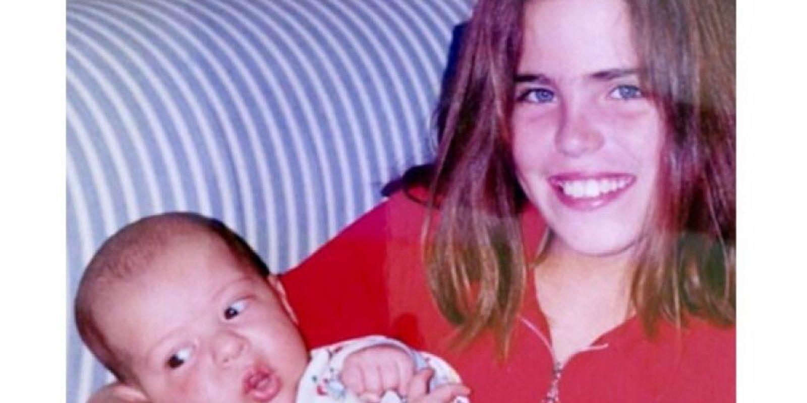 Desde los 7 manifestó deseos de actuar. Foto:Quien.com
